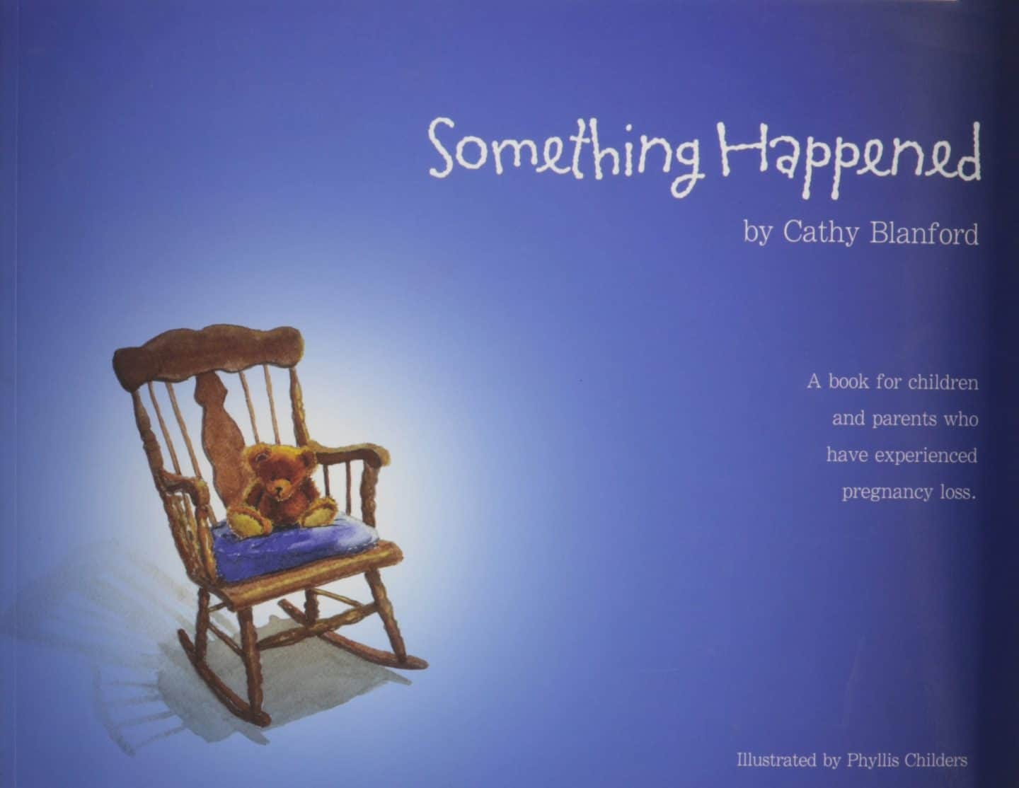 children's book on baby loss